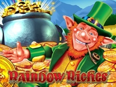 Rainbow Riches slot free play