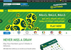 1 Screen paddypower  282x198 5 Paddy Power Casino Review