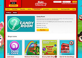 screen Sun Bingo Casino 282x198 4 Sun Bingo Casino Review