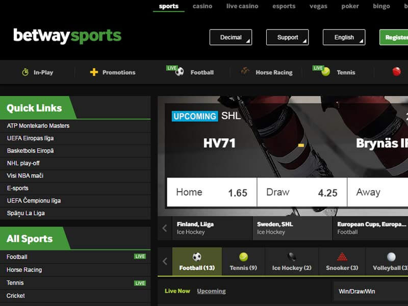 betway casino instant play