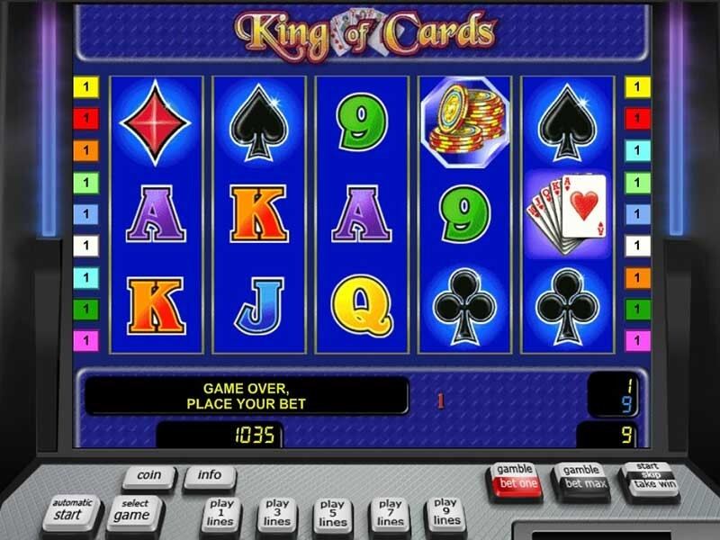 King of Cards Slot
